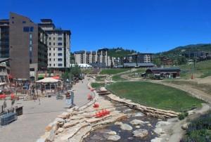 Steamboat Mountain Base Area