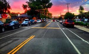 Yampa Avenue in Steamboat Springs